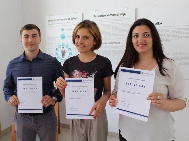 Mihalj, Tatjana i Ana