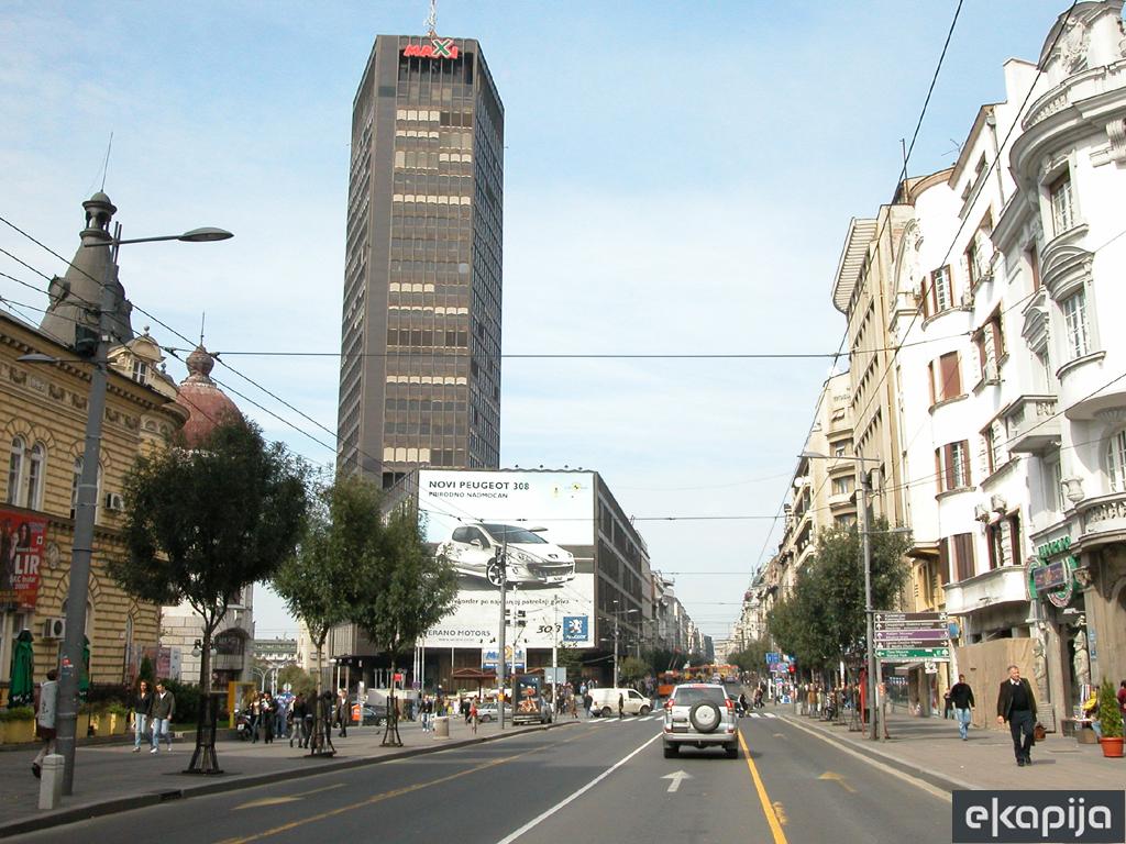 Beograđanka slavi 45. rođendan - Prva pametna zgrada iz 1974. godine i danas je simbol prestonice