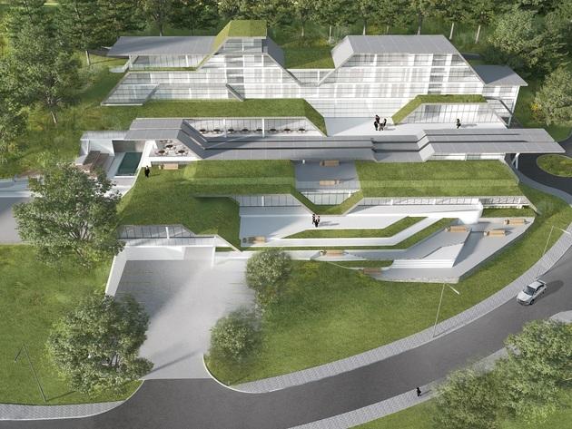 Budući izgled Centra izvrsnosti u Vranju