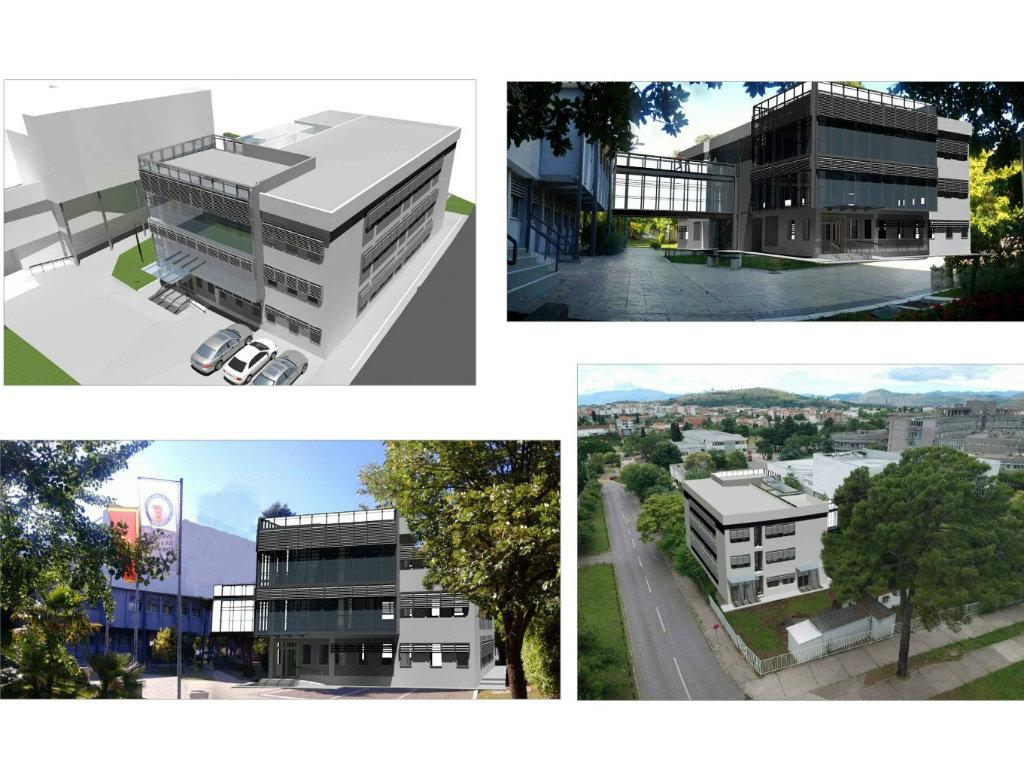 U Podgorici planirana gradnja Centra za kontrolu i prevenciju zaraznih bolesti sa operativnim centrom za hitne situacije (FOTO)