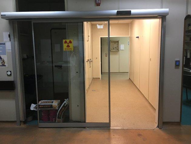 Adaptirana čekaonica Centra za nuklearnu medicinu KCS