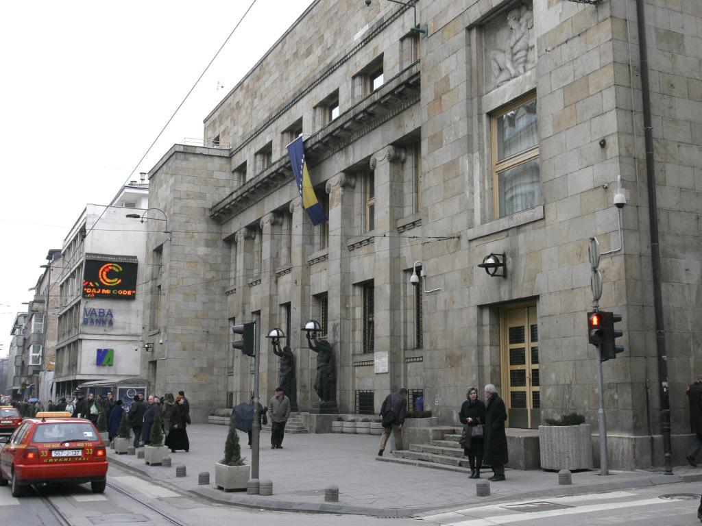Centralna banka BiH na polugodištu u plusu 16,67 mil KM