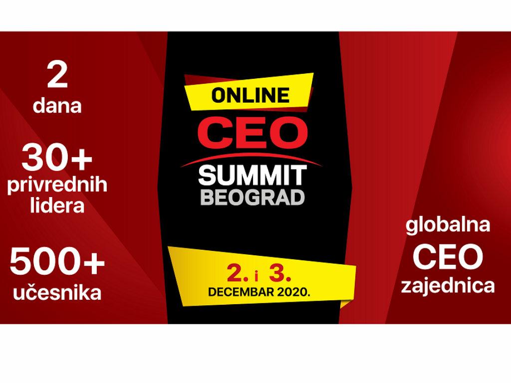 Sve spremno za najznačajniji biznis događaj godine - U fokusu privreda, investicije, obrazovanje, zdravstvo i razvoj novih modela poslovanja na globalnom nivou