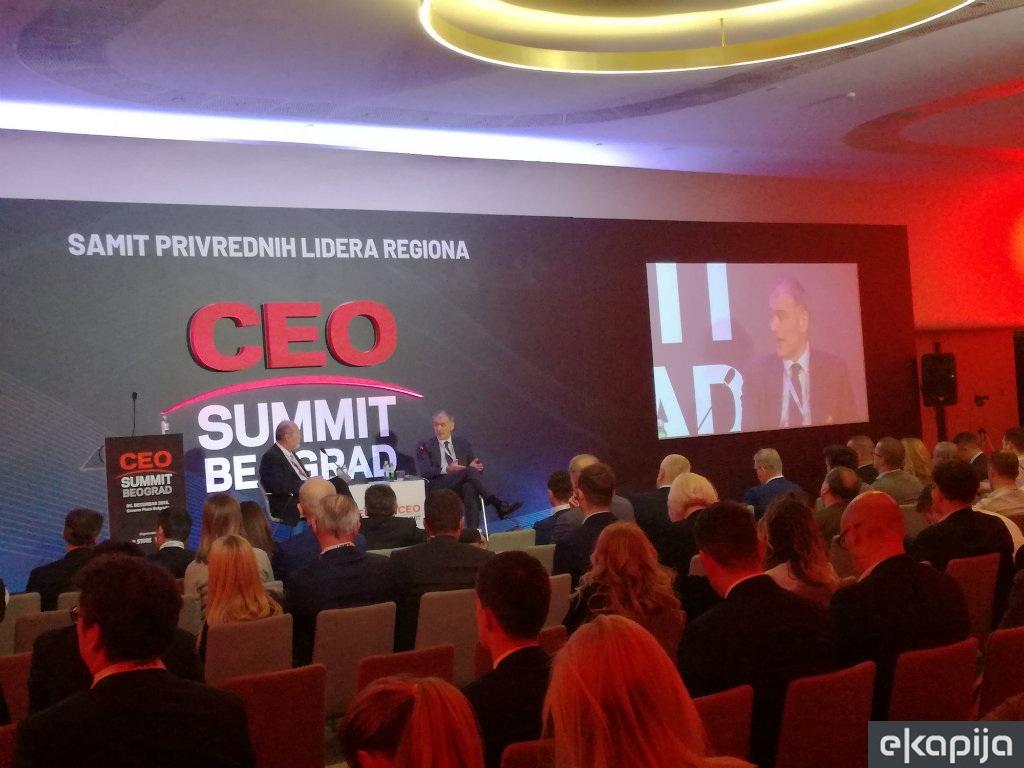 Emil Tedeski smatra da je realno ukrupnjavanje kapitala i spajanje velikih privatnih kompanija u regionu - Saveti za dobro upravljanje