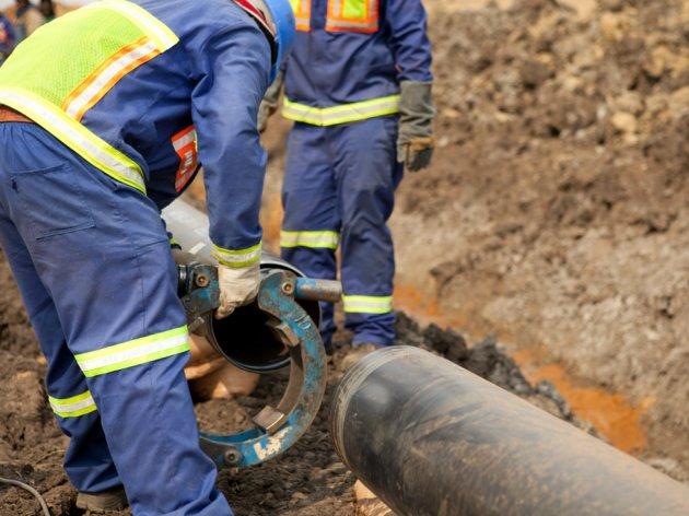 Gradi se industrijski gasovod od Rume ka Vognju - Vrednost radova 18,35 miliona dinara