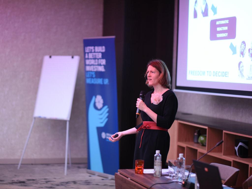 CFA Društvo Srbija promoviše žensko liderstvo - Predavanje nemačke neuronaučnice na temu ženskog liderstva održano u Beogradu (FOTO)