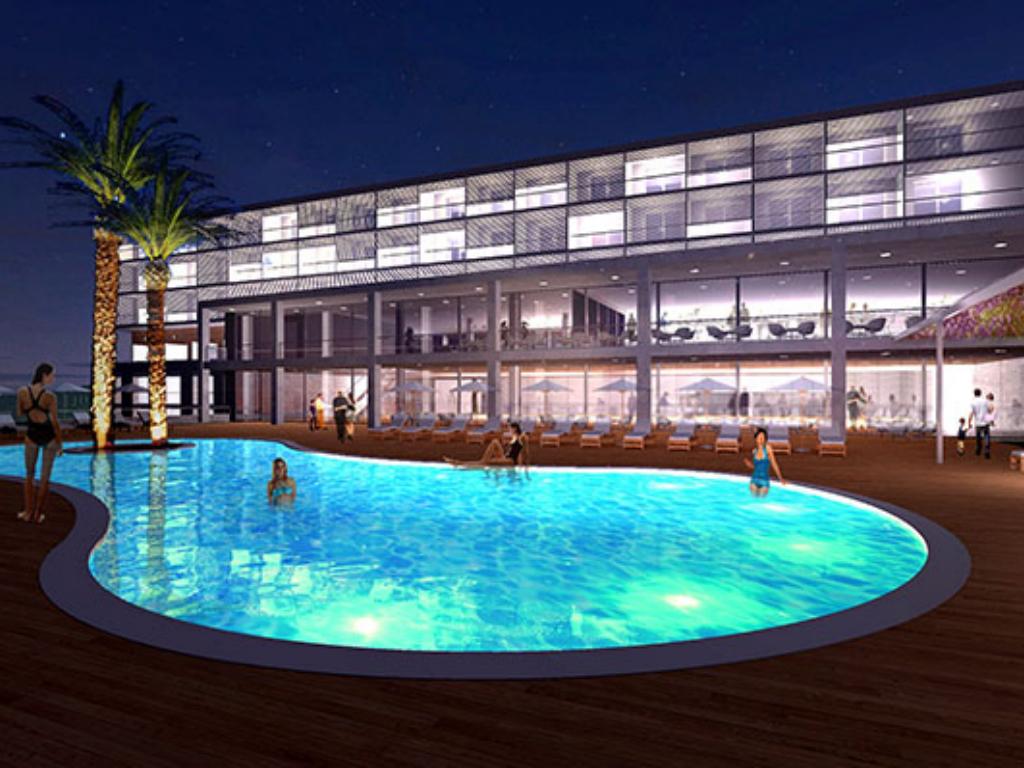 U Bijeloj počela gradnja hotelskog kompleksa vrijednog 10 mil EUR (FOTO)