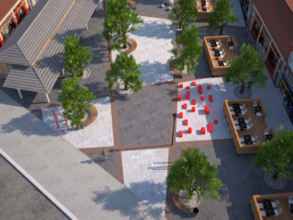 Počinje obnova kultnog prostora u centru Požarevca - Odabrani izvođači za rekonstrukciju Čikoša