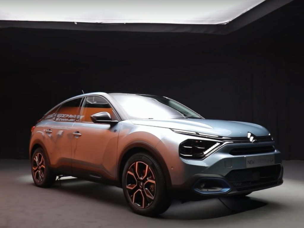 Citroen predstavio novu verziju kompaktnog C4