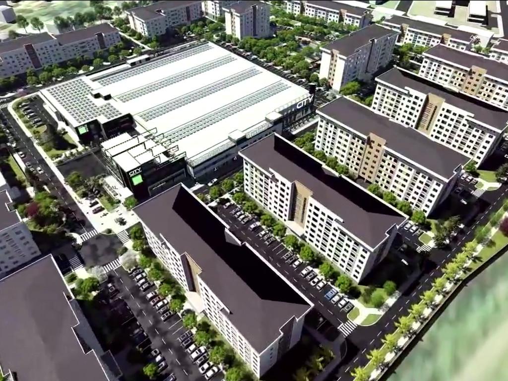 """Banjaluka dobija """"grad u gradu"""" - Kompleks City block imaće 30 stambenih i poslovnih zgrada, hotel, tržni centar...(FOTO)"""