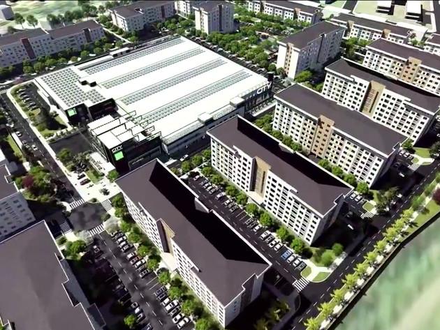 Kompanija Malbašić gradi treću lamelu u banjalučkom kompleksu City block - U toku pregovori sa Tropicom za tržni centar (FOTO)
