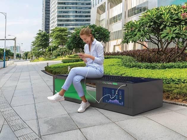 """Novi banjalučki brend City Gecko uskoro na ulicama i u parkovima - Telemax razvio sopstveni koncept """"pametnih klupa"""""""