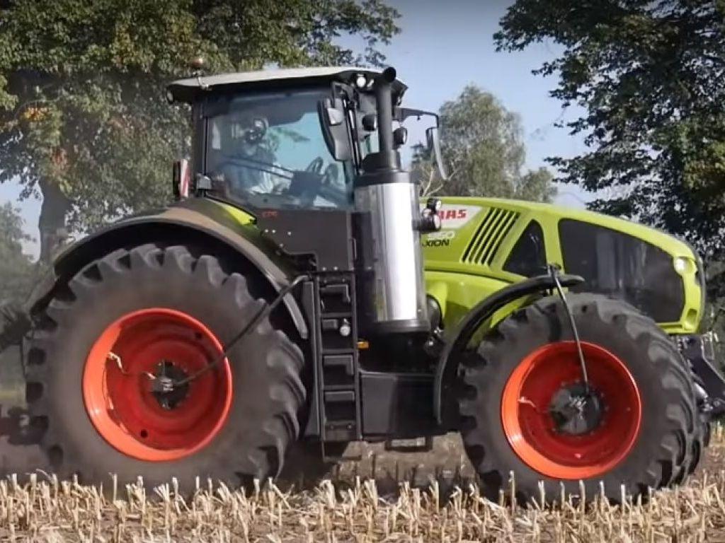 """Claas otvorio """"fabriku budućnosti"""" - Najbolji traktor na svetu za 24 sata"""