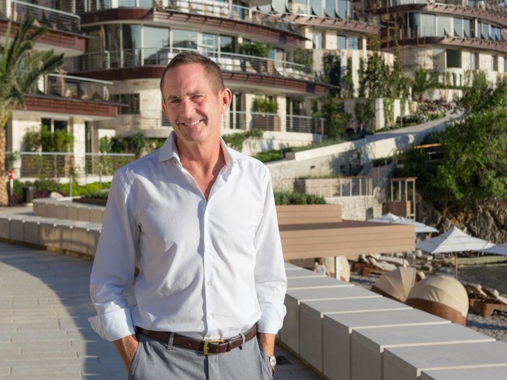 "Colin Kingsmill, direktor prodaje i marketinga ""Dukley Gardens"" - Penthaus od 535 m2 spojiće elemente starog grada, mora i planine"