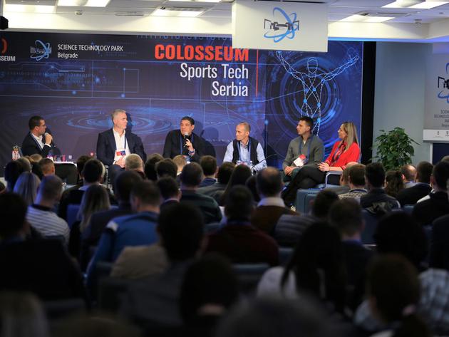 Tehnologija pomaže sportistima da pomeraju lestvice svojih mogućnosti - Colosseum Sports Tech Summit u NTP Beograd