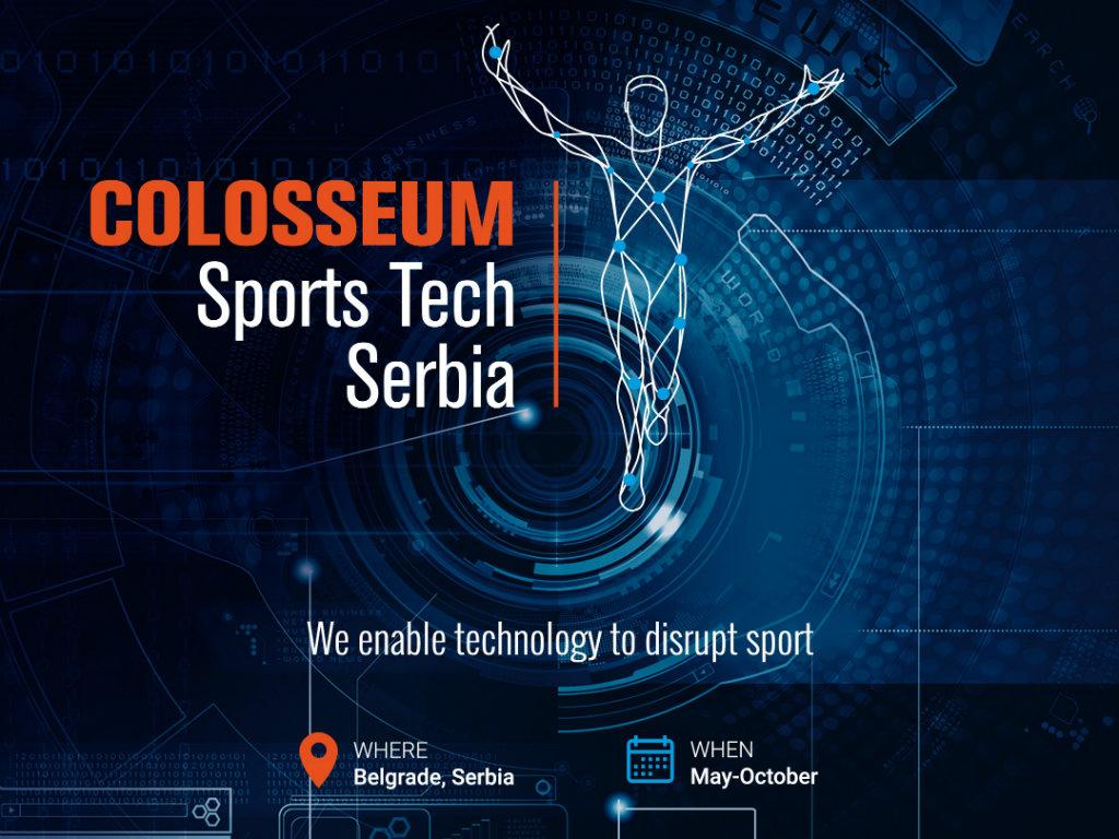 Colosseum Sports Tech Summit 15. maja u Beogradu