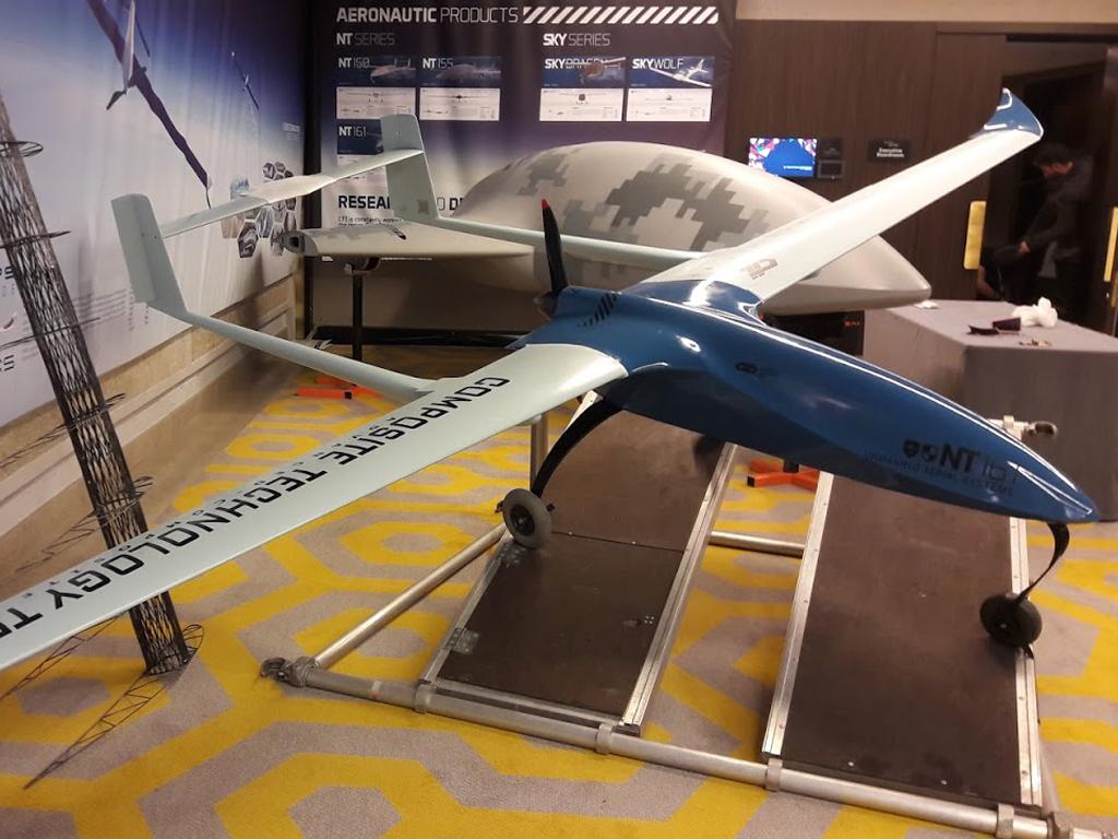 Kompanija Composite Technology Team napravila bespilotnu letelicu široke namene - Zainteresovani VS i MUP