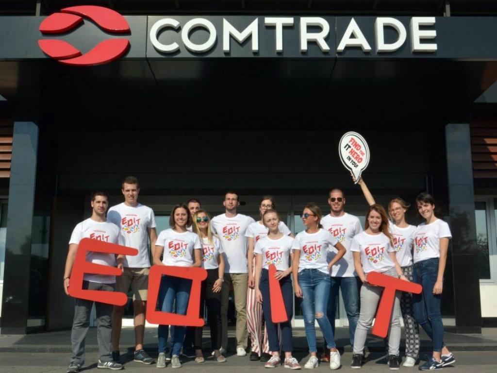 Comtrade organizuje besplatnu Letnju školu programiranja za studente