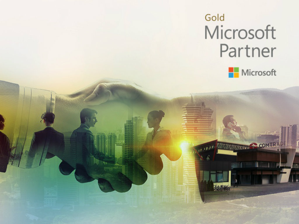 Comtrade treći put Microsoft Partner godine