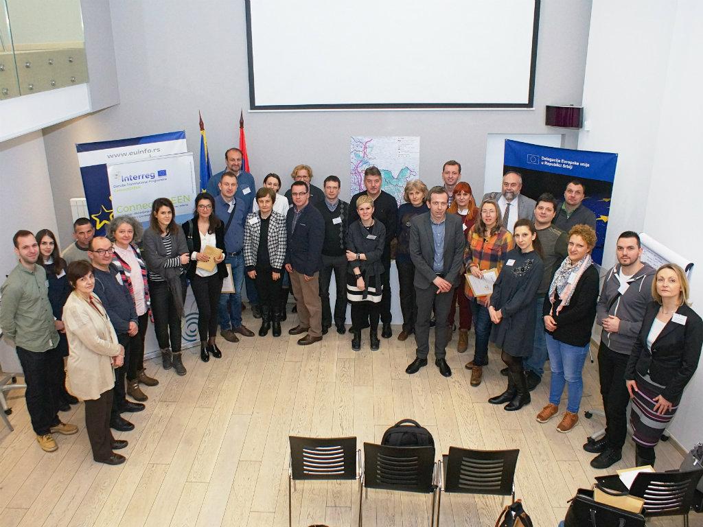 Održana prva nacionalna radionica u okviru projekta ConnectGREEN