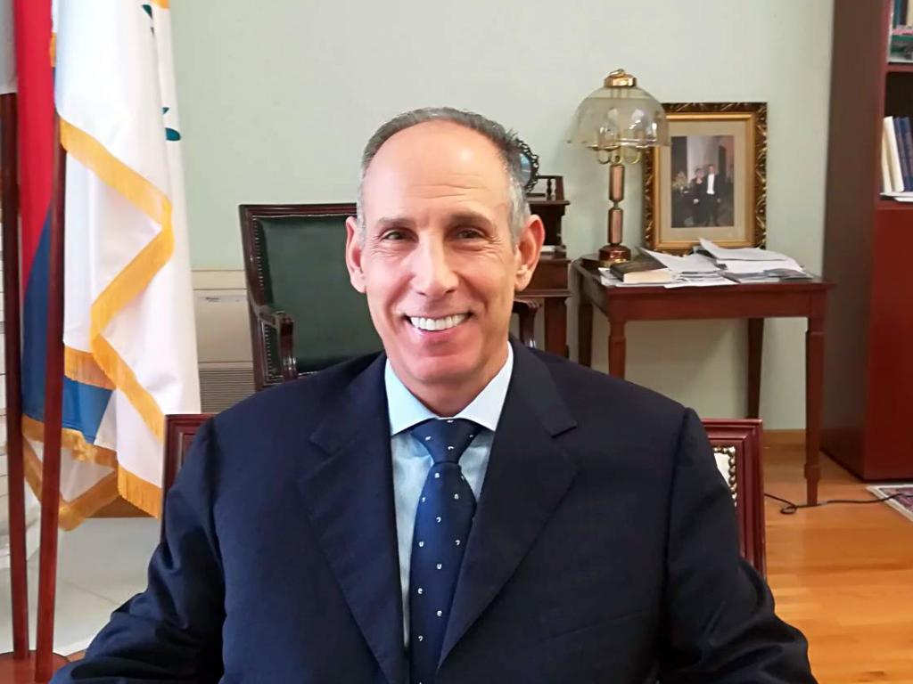 Constantinos Eliades, ambasador Kipra u Srbiji - Otvoreni smo za investicije iz Srbije