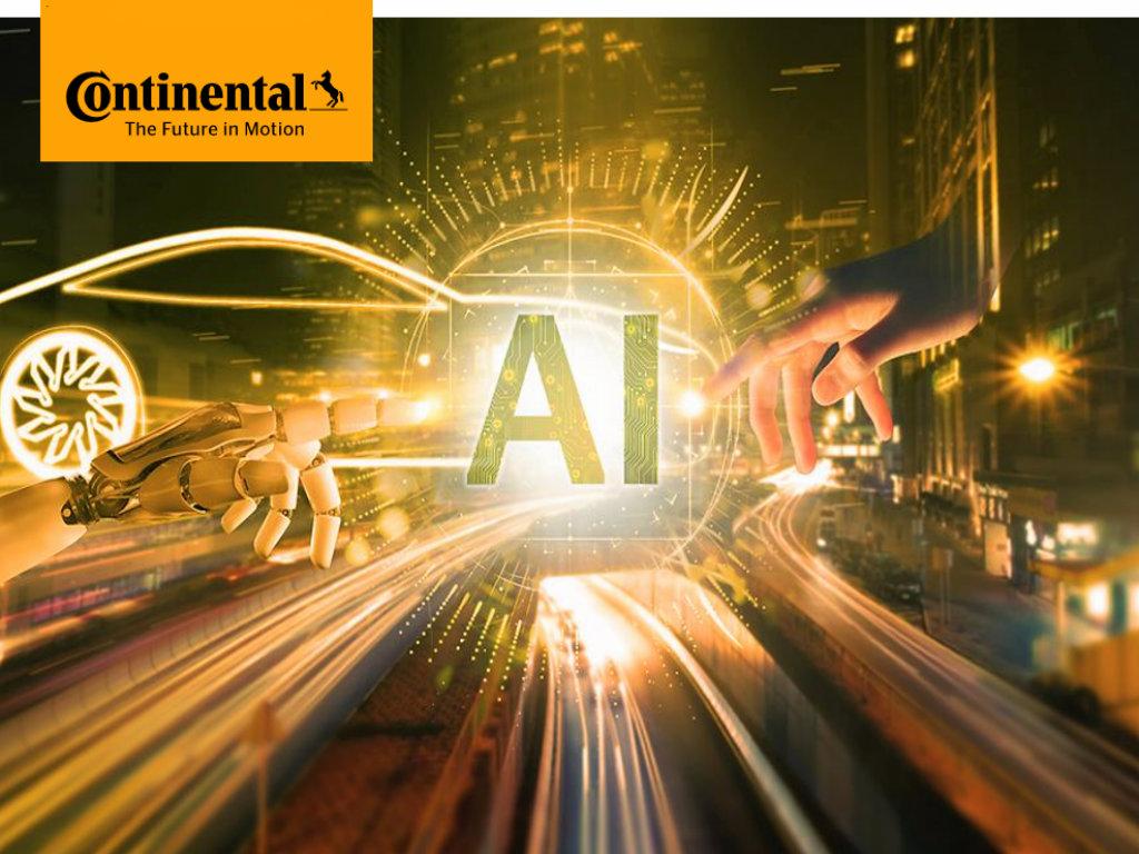 Continental Automotive razvija veštačku inteligenciju kako bi se unapredila vožnja i osnažila bezbednost u saobraćaju