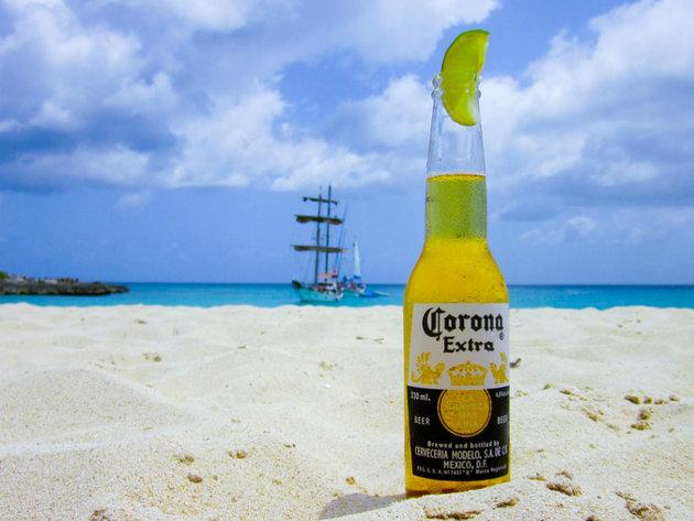 Corona pivo ima gubitak od 132 miliona funti zbog virusa korona