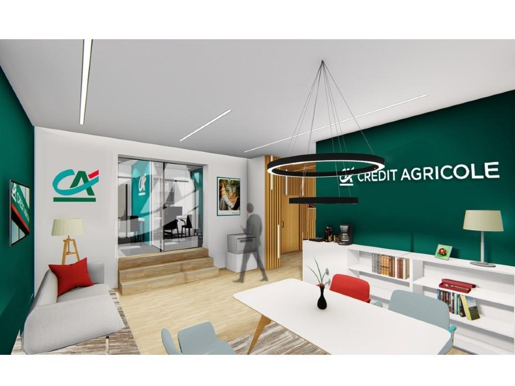 Crédit Agricole banka otvorila jednu od najmodernijih filijala u centru Beograda (FOTO)