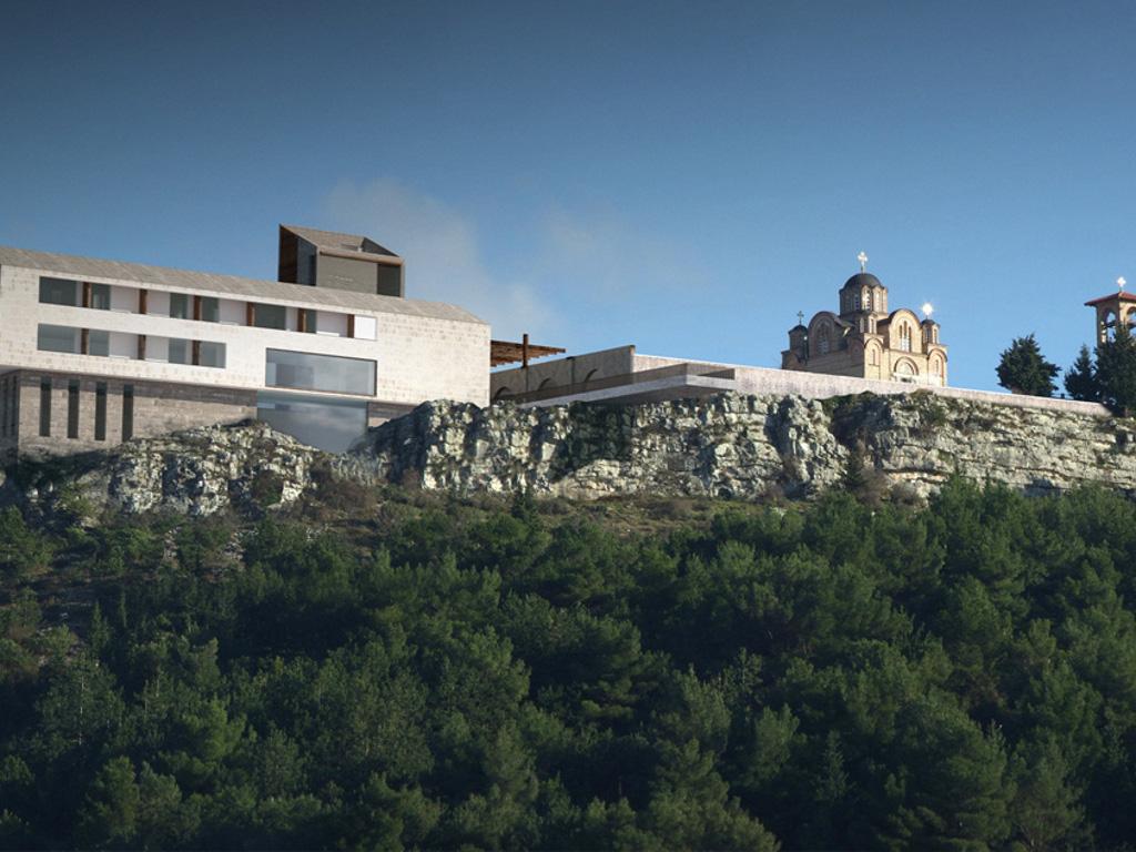 Hotel, vinarija, kulturni objekti, fakultet - Pogledajte kako će izgledati budući kompleks na brdu Crkvina u Trebinju