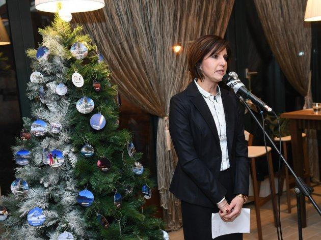 Željka Radak Kukavičić, direktorka Nacionalne turističke organizacije Crne Gore