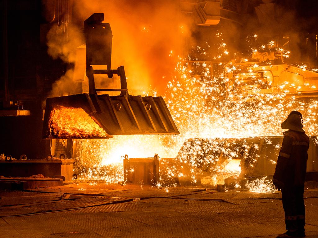 HBIS u Železari Smederevo do 1. jula završava novo postrojenje za proizvodnju sintera
