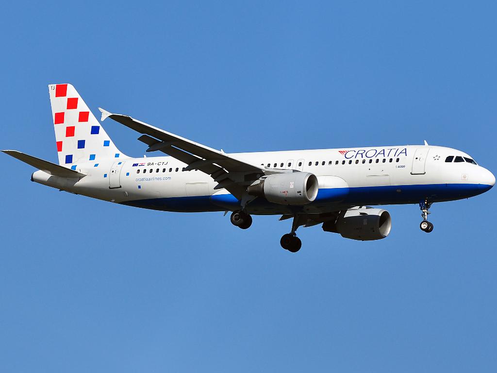 Brisel odobrio 11,7 mil EUR pomoći za kompaniju Croatia Airlines