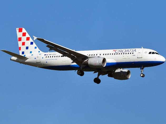 Croatia Airlines ukida liniju Zagreb-Mostar