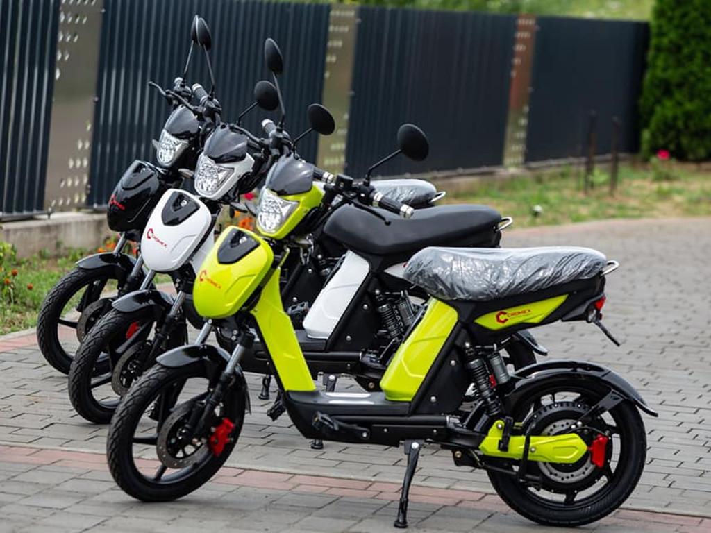Prijedorski Cromex tržištu ponudio električni bicikl i dograđeni Torini - U toku pregovori za izvoz mopeda u Ameriku, Kanadu, Bliski istok... (FOTO)