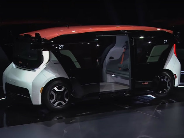 Najavljena proizvodnja vozila  bez volana i papučica za kontrolu vožnje (VIDEO)