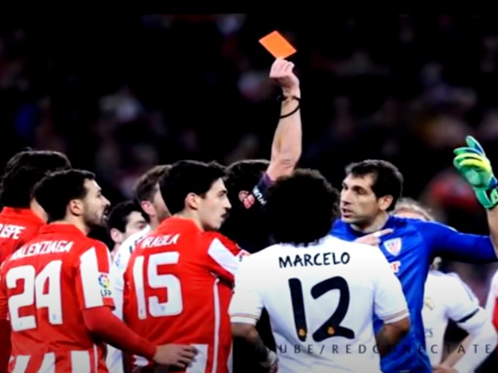 Novo pravilo u fudbalu - Crveni karton za kašljanje u smeru rivala