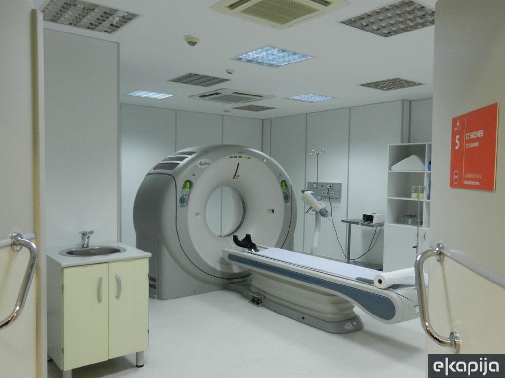 Milomir Glavčić spendet erneut - Eine halbe Mio. EUR für allgemeines Krankenhaus in Kraljevo für MRT-Gerät