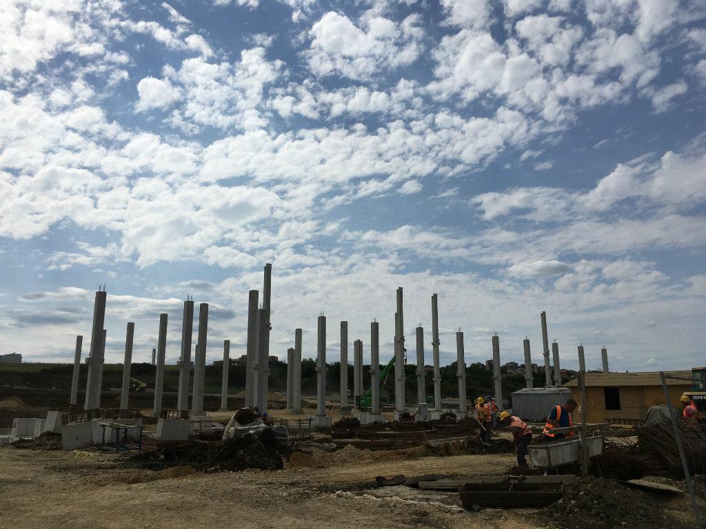 Kompanija CTP Invest gradi poslovni objekat u Kragujevcu - Posao za još 300 radnika