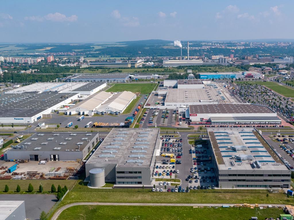 CTP trenutno gradi 740.000 m2 industrijskih nekretnina - Cilj 10 miliona m2 ukupne površine za izdavanje do kraja 2023.