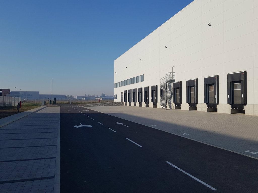 ctPark Belgrade West, SIM1 facility