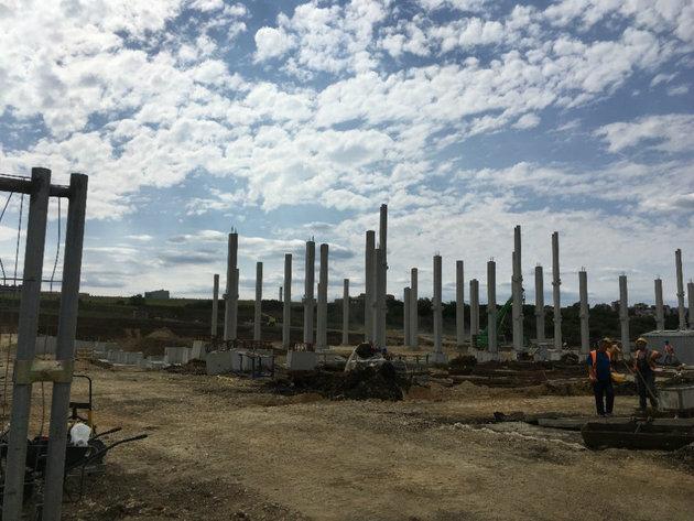 CTPark Kragujevac, izgradnja KRG2