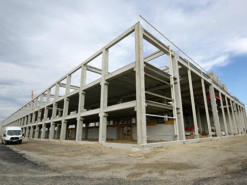 U CTParku Novi Sad gradi se fabrika za proizvodnju turbina - Otvaranje na proleće 2020, posao za 500 ljudi