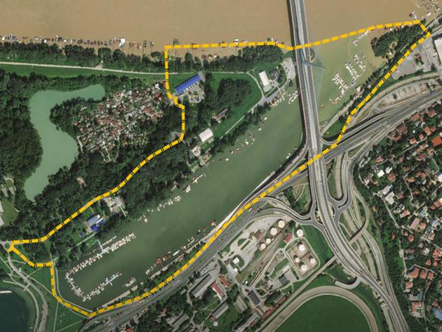 Grad objavio urbanističko-arhitektonski konkurs za uređenje Čukaričkog rukavca