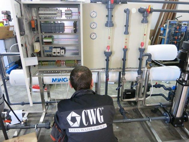 eKapija | CWG Balkan sees future in waste water treatment