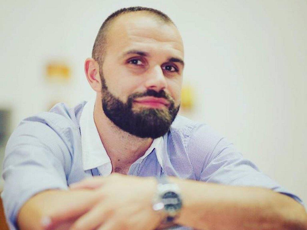 Dalibor Peršić, košarkaš - Kako sam spojio umjetnost i sport