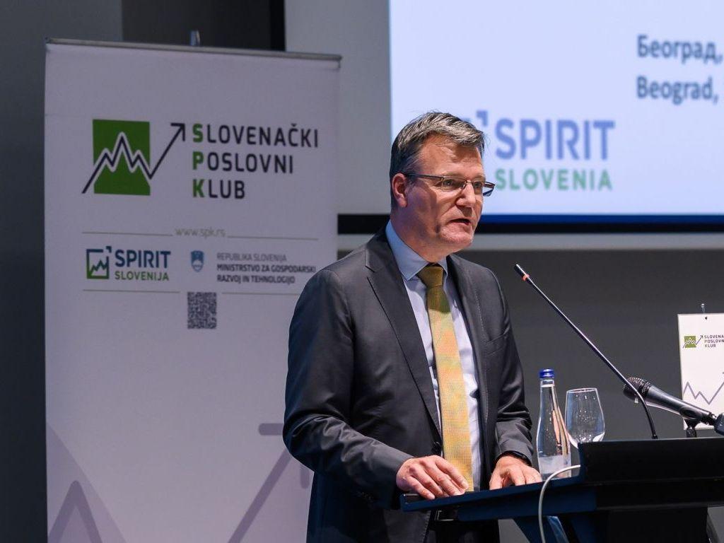 Iskustva slovenačkih kompanija u Srbiji - Razumevanje tržišta i promocija zapadne poslovne kulture