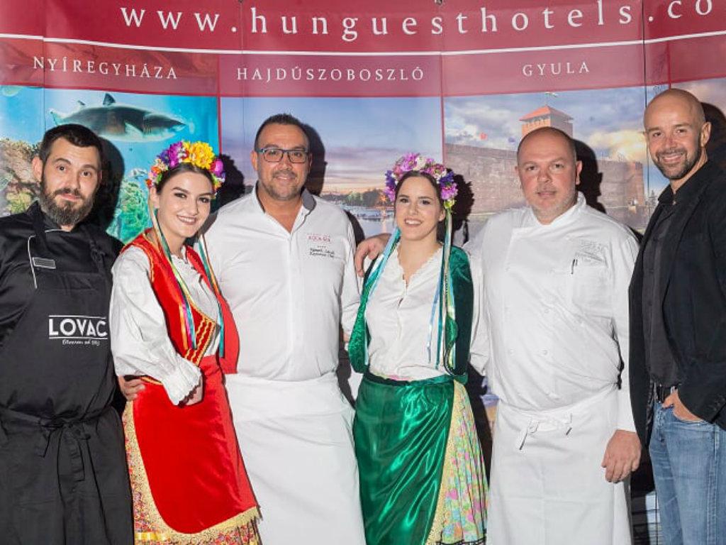 Dani mađarske kuhinje u beogradskom restoranu Lovac (FOTO)
