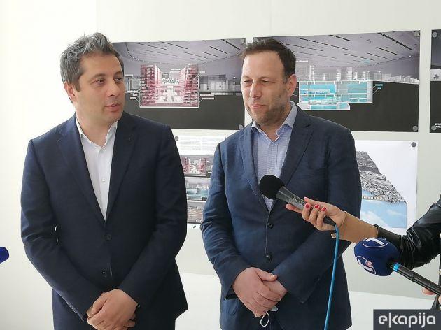 Danilo Dangubić i Marko Stojčić