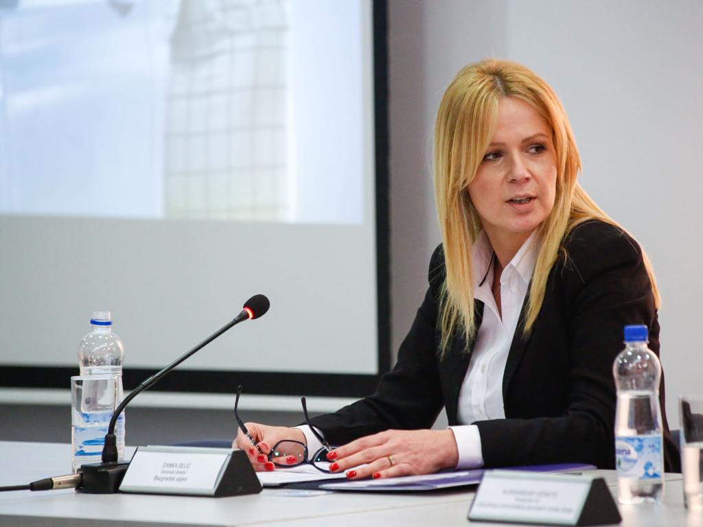 Danka Selić, generalna direktorka Beogradskog sajma - Mali izlagači mogu biti perspektivni partneri