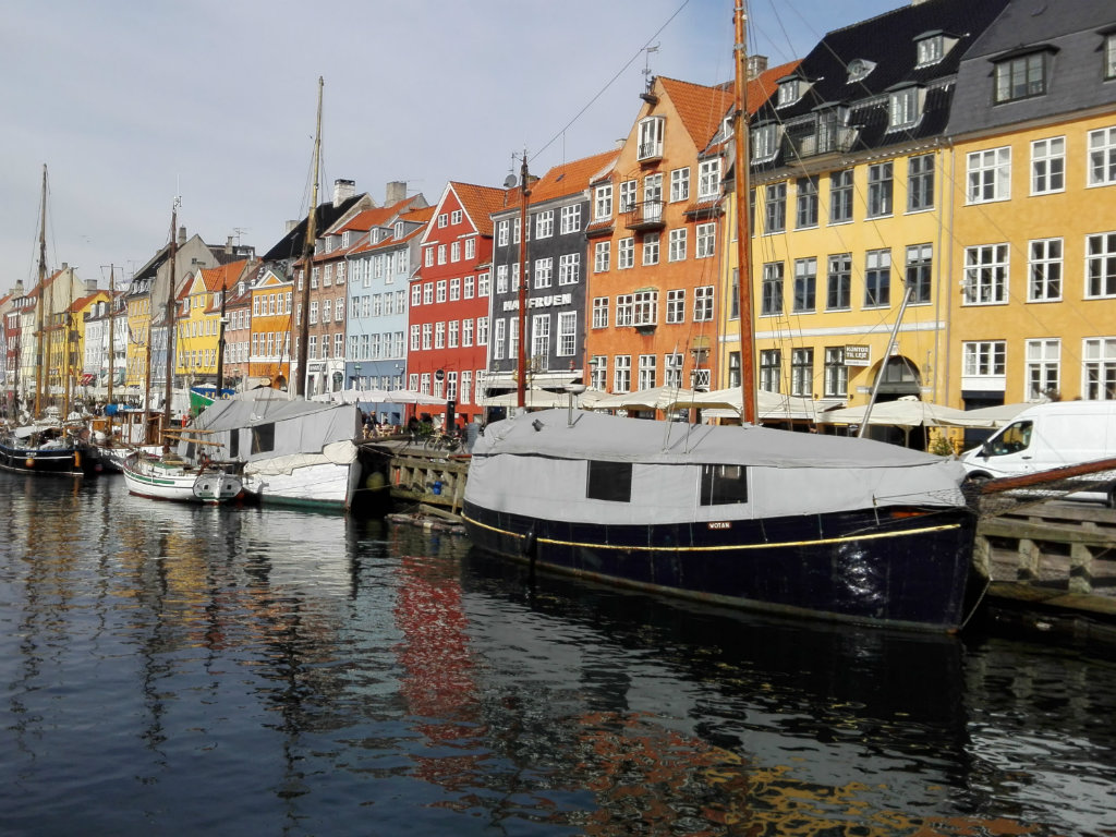 Denmark to build island near Copenhagen